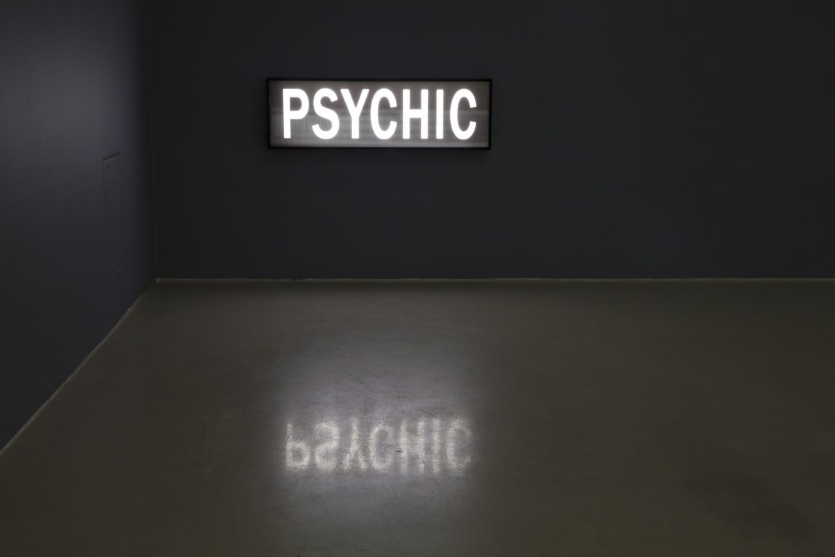 Psychic (the past the present the future)