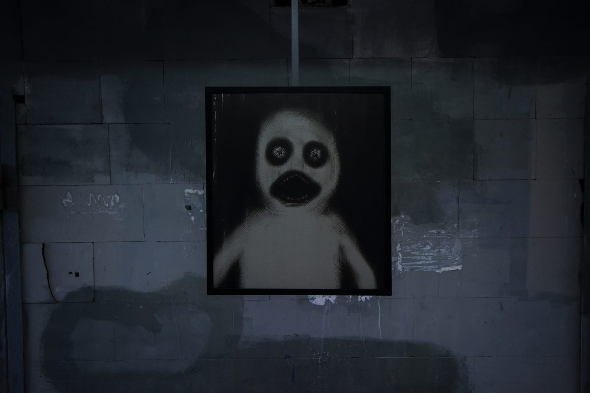 Something is here nothing is here (Horror)