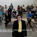 Staff at Moderna Museet