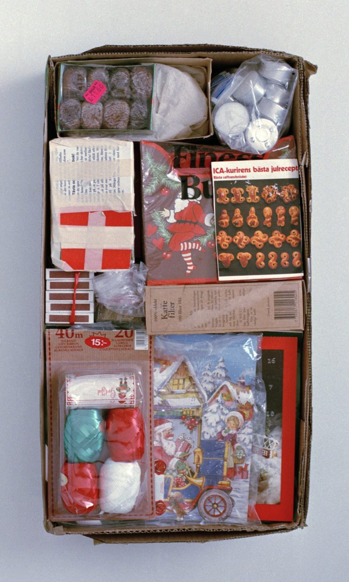 Twelve Parcels from my Mother 1993-1995